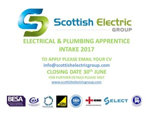 Apprentice Advert