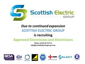 Approved Electricians and Electricians